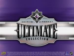 Sealed Box 2017-18 Upper Deck Ultimate Collection