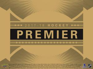 Sealed Box 2017-18 Upper Deck Premier
