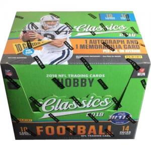 Hel Box 2018 Panini Classics Football