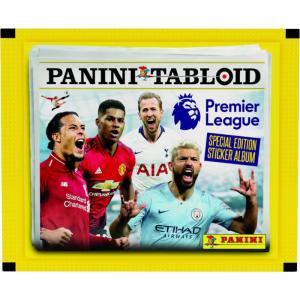 Paket, Panini Tabloid Stickers Premier League 2018-19 (Klisterbilder)
