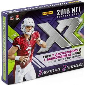 Hel Box 2018 Panini XR Football