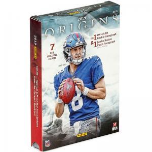 Sealed Box 2019 Panini Origins Football