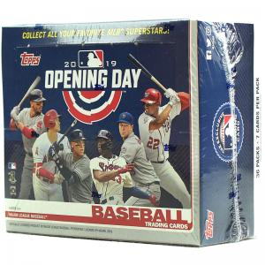 Hel Box 2019 Topps Opening Day Baseball Hobby