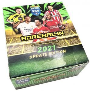 1st Låda (36 Pack) Panini Adrenalyn XL FIFA 365 2020-21 UPDATE EDITION
