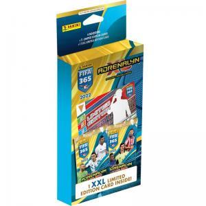 1st XXL Maxi Blister Panini Adrenalyn XL FIFA 365 2021-22