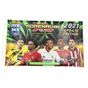 1st Paket Panini Adrenalyn XL FIFA 365 2020-21 UPDATE EDITION