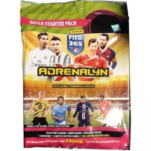 1st Mega Starter Pack Panini Adrenalyn XL FIFA 365 2020-21