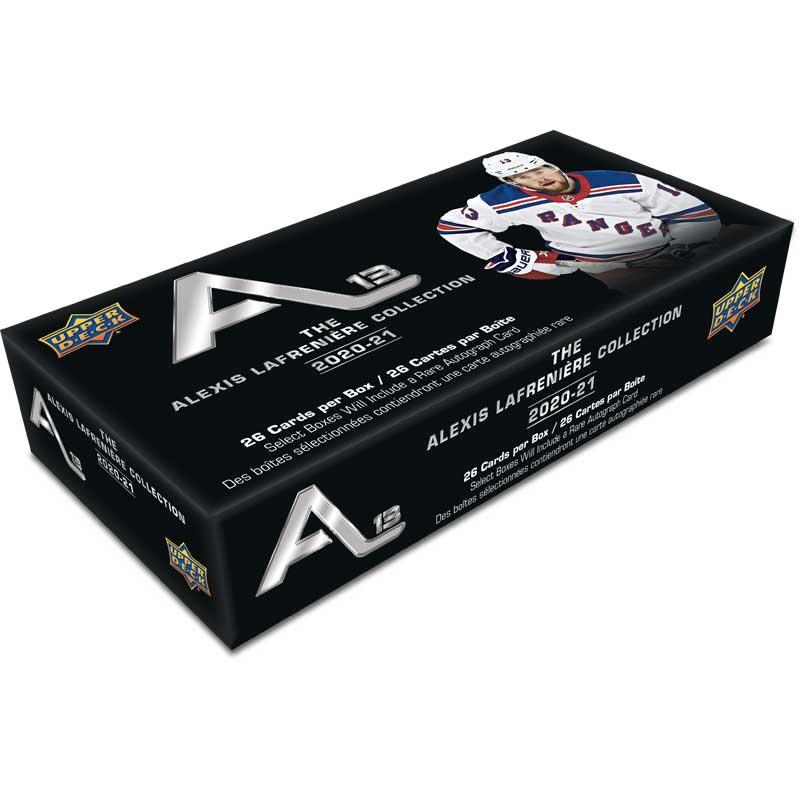 Hel Box 2020-21 The Alexis Lafreniére Collection (box set)