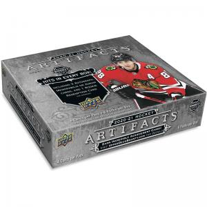 Sealed Box 2020-21 Upper Deck Artifacts Hobby