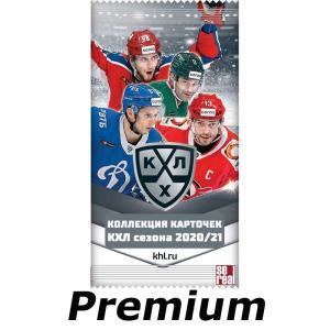 1st Paket 2020-21 KHL PREMIUM