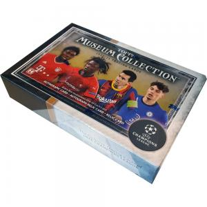 Hel Box 2020-21 Topps Museum Collection UEFA Champions League Soccer