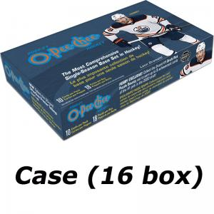 Sealed Case (16 Boxes) 2020-21 Upper Deck O-Pee-Chee Hobby