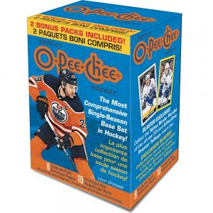 Sealed Blaster Box 2020-21 Upper Deck O-Pee-Chee Retail