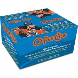 Sealed Box 2020-21 Upper Deck O-Pee-Chee Retail