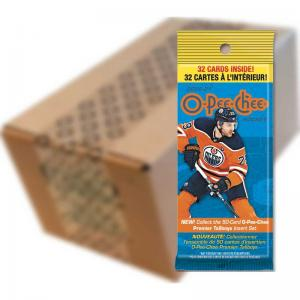 Sealed Box 2020-21 Upper Deck O-Pee-Chee Retail Fat Pack [94702]