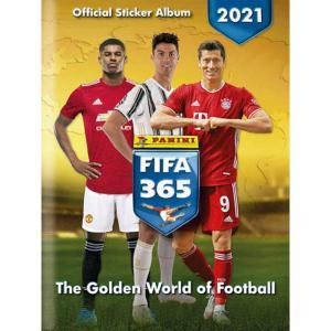 Album för stickers, Panini FIFA 365 2020-21 (För klisterbilder)