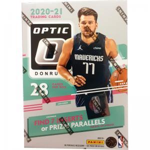Sealed Blaster Box 2020-21 Panini Donruss Optic Basketball