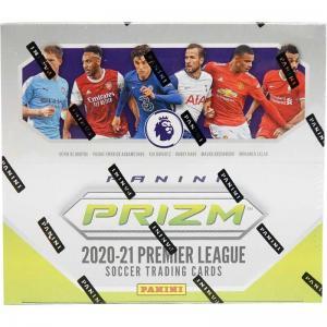 Hel Box 2020-21 Panini Prizm Premier League Soccer - Breakaway Box -