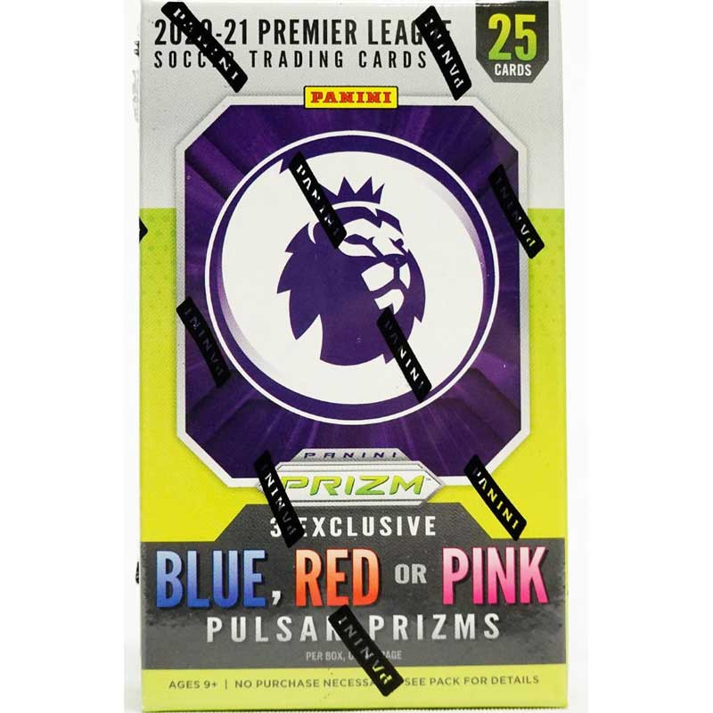 Hel Cereal Box 2020-21 Panini Prizm Premier League