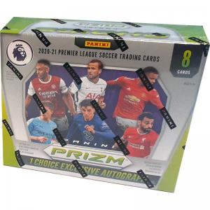 Hel Box 2020-21 Panini Prizm Premier League Soccer - CHOICE Box -