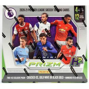 Hel Box 2020-21 Panini Prizm Premier League EPL Soccer H2 Hobby Hybrid