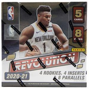 Hel Box 2020-21 Panini Revolution Basketball Hobby
