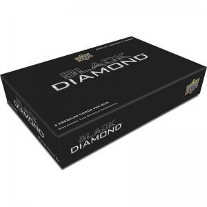 Sealed Box 2020-21 Upper Deck Black Diamond Hobby