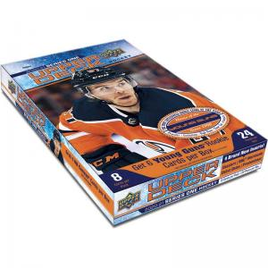 Sealed Box 2020-21 Upper Deck Series 1 Hobby