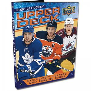 Starter Kit 2020-21 Upper Deck Series 1 Retail