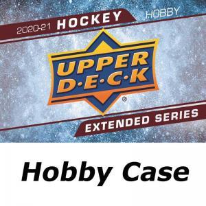 FÖRKÖP: Hel Case (12 Boxar) 2020-21 Upper Deck Extended Series Hobby (SENARELAGD Preliminär release 30:e juni 2021)