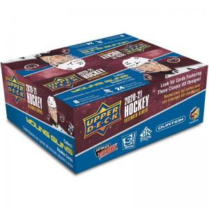 Hel Box 2020-21 Upper Deck Extended Series Retail