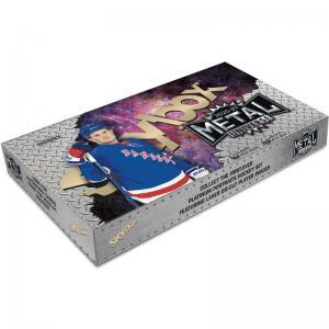 [MAX 3 PER HUSHÅLL] Hel Box 2020-21 Upper Deck Skybox Metal Universe Hobby