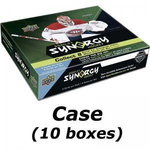 Hel Case (10 Box) 2020-21 Upper Deck Synergy Hobby [95117]