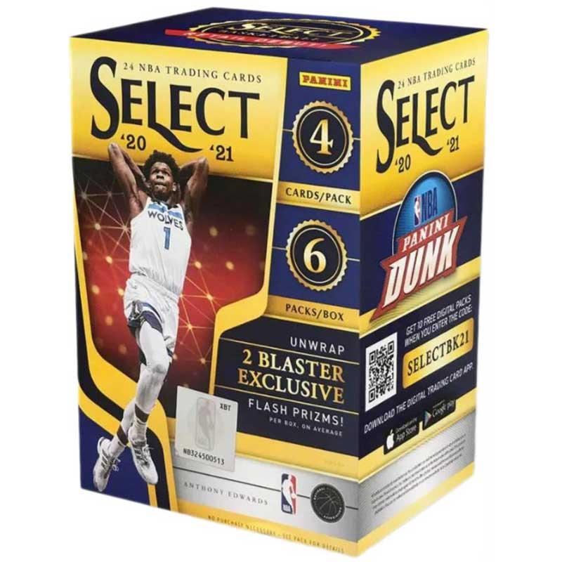 Hel Blaster Box 2020-21 Panini Select Basketball