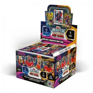 Hel Box (50 paket) 2020-21 Topps Match Attax (Champions League & Europa League)