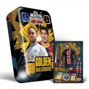 Mega Tin - Golden Goal Scorers - 2020-21 Topps Match Attax (Champions League & Europa League)