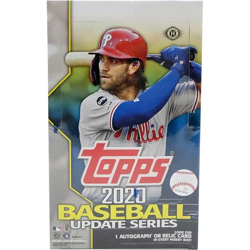 Hel Box 2020 Topps Update Series Baseball Hobby