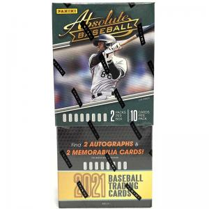 Sealed Box 2021 Topps Absolute Baseball Hobby
