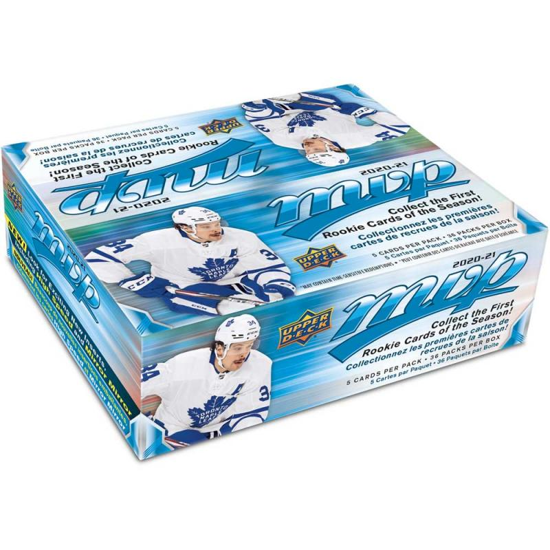 Hel Box 2020-21 Upper Deck MVP Retail
