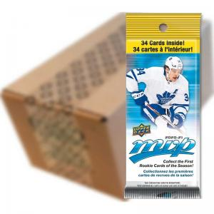 Sealed Box 2020-21 Upper Deck MVP Retail Fat Pack [94846]