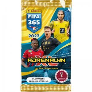 1st Paket Panini Adrenalyn XL FIFA 365 2021-22