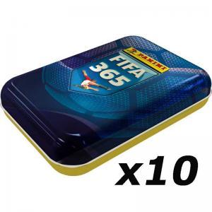10st Pocket Tin Panini Adrenalyn XL FIFA 365 2021-22