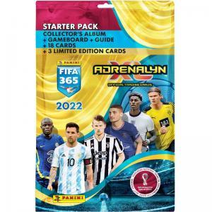1st Starter Pack Panini Adrenalyn XL FIFA 365 2021-22