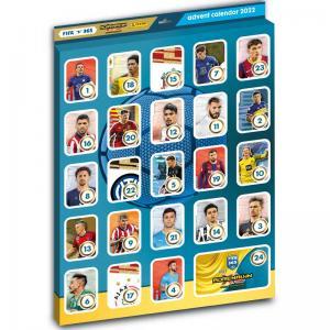 FÖRHANDSVISNING: 1st Adventskalender Panini Adrenalyn XL FIFA 365 2021-22 (Börjar säljas när mer info finns)