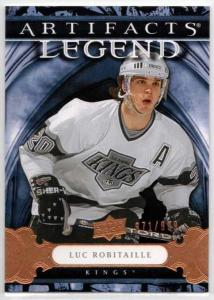 Luc Robitaille - 2009-10 Artifacts #126 Legend /999