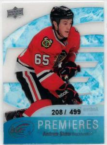 Andrew Shaw - 2011-12 Upper Deck Ice #93 /499 RC