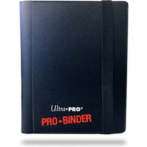 Pro Binder, Black - 2 Pocket