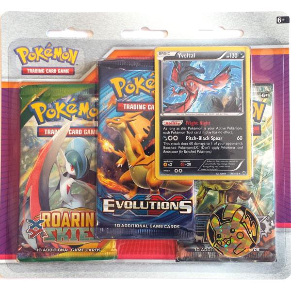 Pokémon, Trippelblister: Yveltal