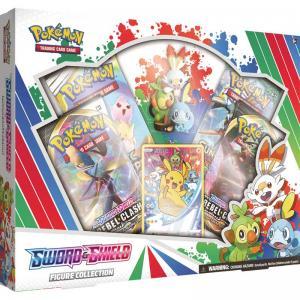 Pokémon, Sword & Shield Figure Collection