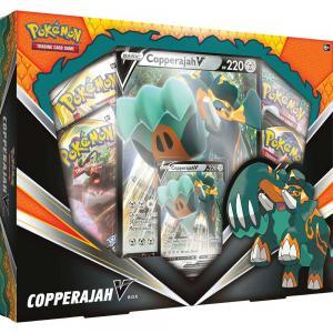Pokémon, Copperajah V Box